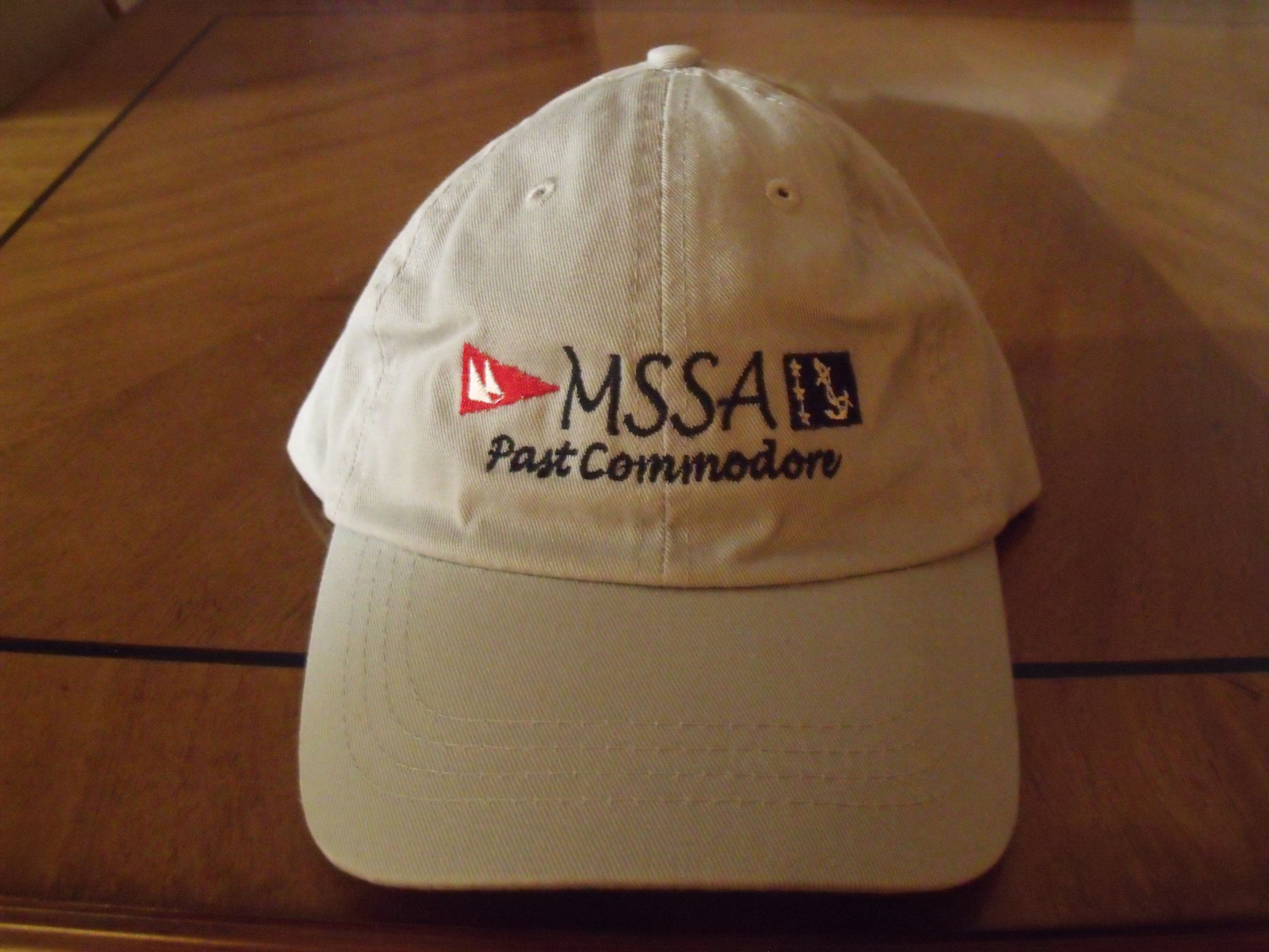 MSSA Past Commodore Cap
