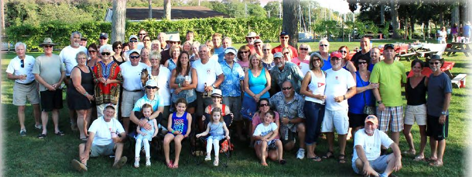 MSSA Mattituck Cruise Party 2015